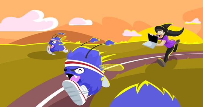 RunningBug